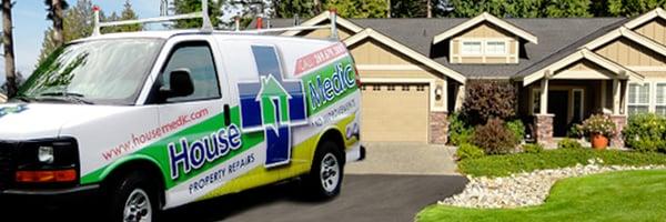 house medic van